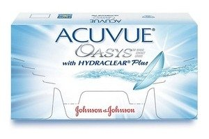 Johnson & Johnson ACUVUE OASYS for ASTIGMATISM CYP-12P-REV