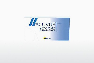 Lensler Johnson & Johnson ACUVUE BIFOCAL BAC-6P-REV