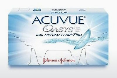 Lensler Johnson & Johnson ACUVUE OASYS with HYDRACLEAR Plus PH-6P-REV