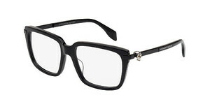 Alexander McQueen AM0022O 003 BLACK