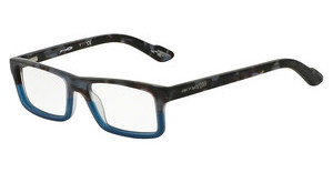 Arnette AN7060 1176 MT BLACK HAVANA FADE TO BLUE