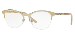 Burberry BE1298 1215 LIGHT GOLD
