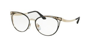 Bvlgari BV2186 2018 BLACK/PALE GOLD