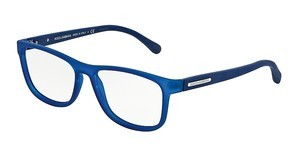 Dolce & Gabbana DG5003 2692 TRANSPARENT BLUE RUBBER