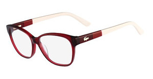 Lacoste L2712 615 RED
