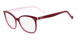 Liu Jo LJ2621 681 STRAWBERRY/PINK
