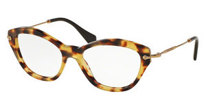 Miu Miu MU 02OV 7S01O1 LIGHT HAVANA