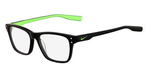 Nike NIKE 7230 015 SHINY BLACK/FLASH LIME