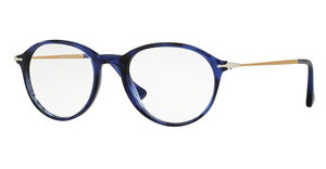 Persol PO3125V 1053 STRIPED BLUE