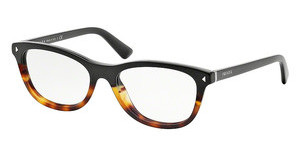 Prada PR 05RV TKA1O1 BLACK/LIGHT HAVANA