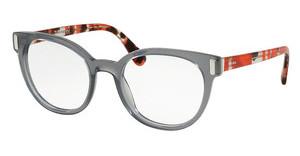 Prada PR 06TV TKY1O1 TRANSPARENT GREY
