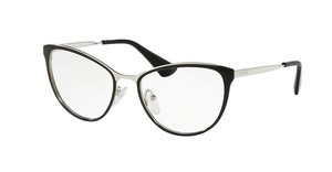 Prada PR 55TV 1AB1O1 BLACK/SILVER