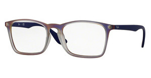 Ray-Ban RX7045 5486 VIOLET IRIDESCENT