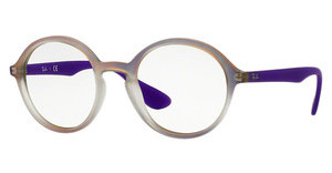 Ray-Ban RX7075 5600 VIOLET GRADIENT/RUBBER