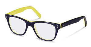 Rocco by Rodenstock RR416 D dark blue/ yellow layered