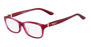 Salvatore Ferragamo SF2629R 511 STRIPED BERRY