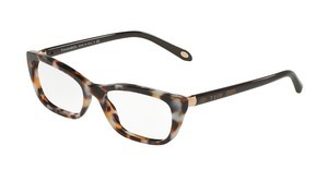 Tiffany TF2136 8212 DARK HAVANA SPOTTED BLUE