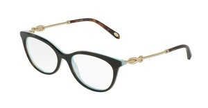 Tiffany TF2142B 8217 HAVANA/STRIPED BLUE