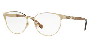 Versace VE1238 1339 BRUSHED PALE GOLD