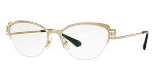 Versace VE1239B 1339 BRUSHED PALE GOLD