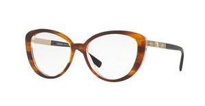 Versace VE3229 5191 STRIPED HAVANA