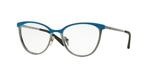Vogue VO4001 998S MATTE BLUE/BRUSHED GUNMETAL