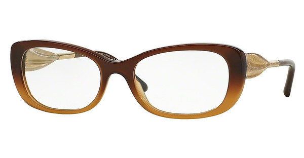 Burberry BE2203 3369 BROWN GRADIENT HAZELNUT