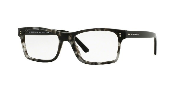Burberry BE2222 3596 MATTE GREY HAVANA