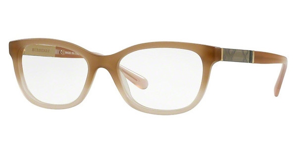 Burberry BE2232 3574 MATTE BEIGE GRADIENT