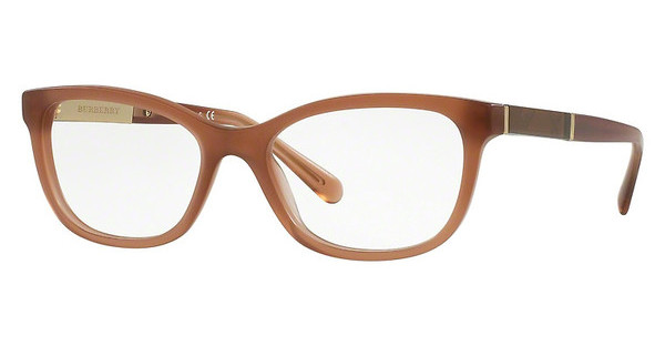 Burberry BE2232 3606 MATTE GRADIENT BROWN