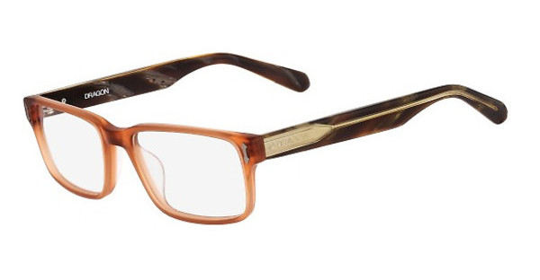 Dragon   DR136 OWEN 254 MATTE CRYSTAL COGNAC
