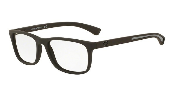 Emporio Armani EA3092 5305 BROWN RUBBER