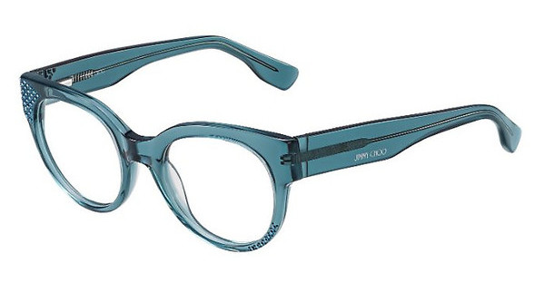 Jimmy Choo JC136 KVK TRN TEAL