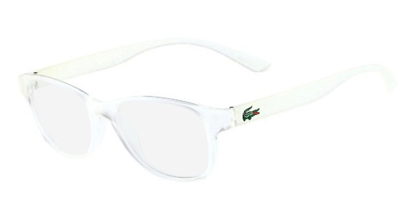 Lacoste L3805B 057 CRYSTAL MATT WITH STAR PHOSPHO
