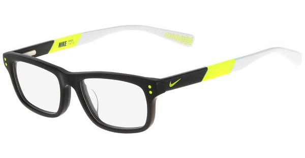 Nike NIKE 5535 060 DARK GREY-VOLT-PURE PLATINUM
