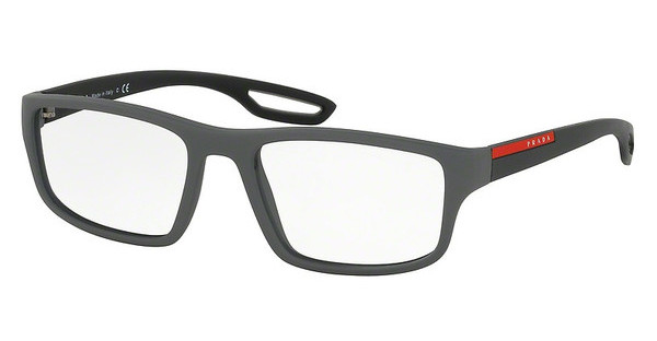 Prada Sport PS 09GV UFK1O1 GREY RUBBER
