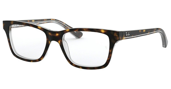 Ray-Ban Junior RY1536 3602 TOP DARK HAVANA ON TRASPARENT