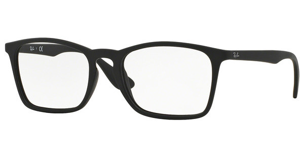 Ray-Ban RX7045 5364 RUBBER BLACK
