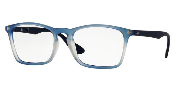 Ray-Ban RX7045 5601 BLUE GRADIENT RUBBER