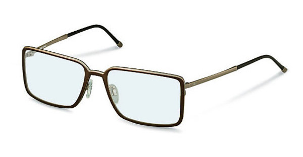 Rodenstock R2572 C dark chocolate, light gun