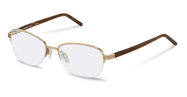 Rodenstock R7041 B rose gold, brown