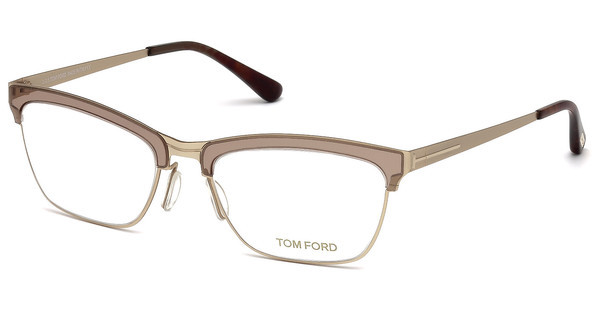 Tom Ford FT5392 050 braun dunkel