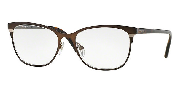 Vogue VO3963 934S MATTE BRUSHED BROWN