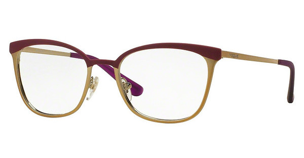 Vogue VO3999 994S MATTE LT VIOLET/BRUSHED GOLD