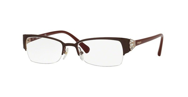 Vogue VO4014B 5011 BORDEAUX/PALE GOLD