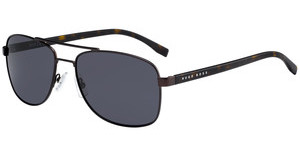 Boss BOSS 0762/S 25B/IR GREY BLUEMTBRW HVN