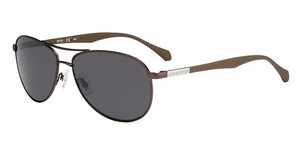Boss BOSS 0824/S YZ4/IR GREY BLUEMTT BROWN