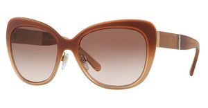 Burberry BE3088 121913 BROWN GRADIENTLIGHT GOLD