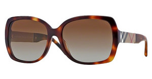 Burberry BE4160 3316T5 POLAR BROWN GRADIENTLIGHT HAVANA