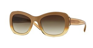 Burberry BE4189 351213 BROWN GRADIENTHAZELNUT GRADIENT YELLOW